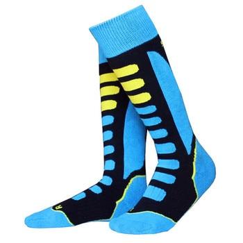 Men Women Winter Warm Thermal Ski Socks Thick Cotton Sports Snowboard Cycling Skiing Soccer Socks Thermosocks Leg Warmers sock 1