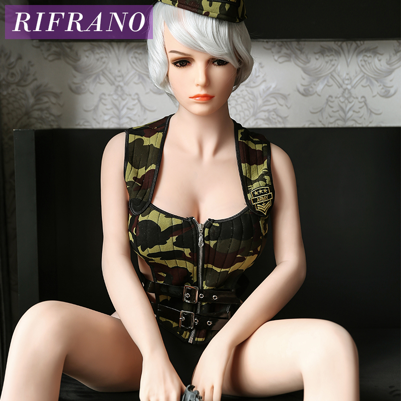 Rifrano <font><b>165cm</b></font> Realistic <font><b>Silicone</b></font> <font><b>Sex</b></font> <font><b>Dolls</b></font> with Skeleton Cosplay Anime <font><b>Sex</b></font> Toys <font><b>Big</b></font> <font><b>Breasts</b></font> <font><b>Big</b></font> <font><b>Ass</b></font> Love <font><b>Doll</b></font> image