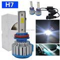 Taitian Pair H7 LED Car Headlight Headlamp Conversion Turbo Kit White 6000K 6000LM 60W For Fog  Light Source Driving Bulbs