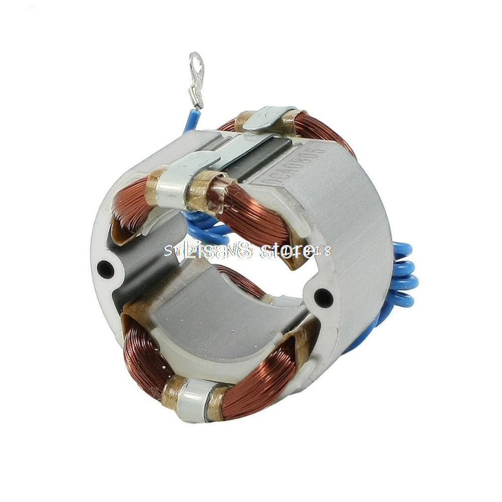AC220V Copper 36mm Rotor Core Motor Stator for Makita GV6000 Electric Hammer