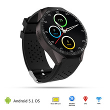 Reloj Inteligente GT88 Bluetooth Smart Watch Waterproof Heart Rate Monitor Smartwatch for IOS Android Phone Support TF/SIM Card