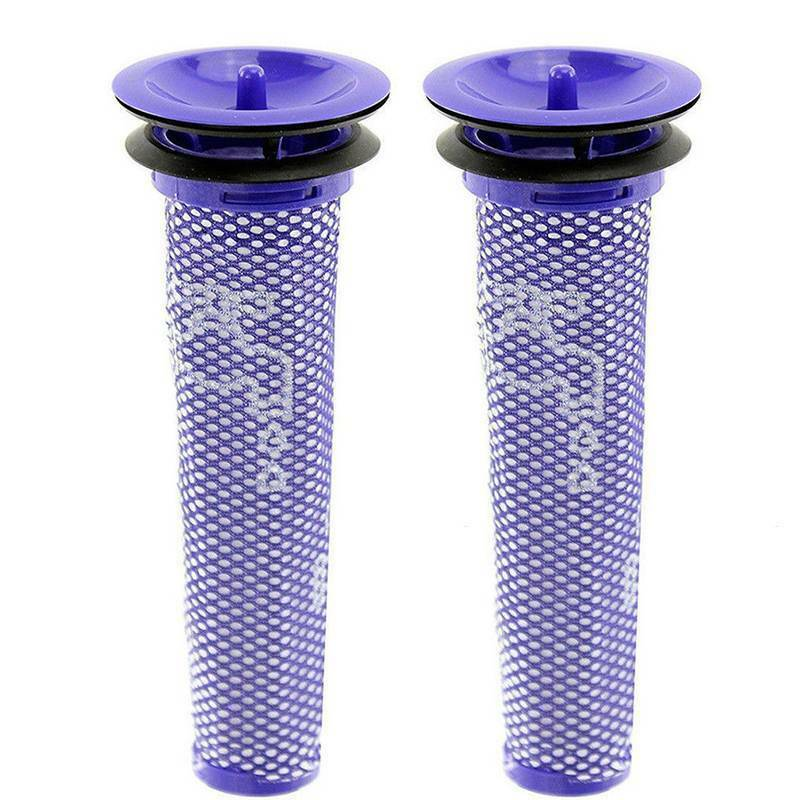 2Pcs/Set Pre-filter Accessories Pre Motor Filter For DYSON SV03 SV05 SV06 SV09 Handheld Vacuum Cleaner Replacement Washable Kits