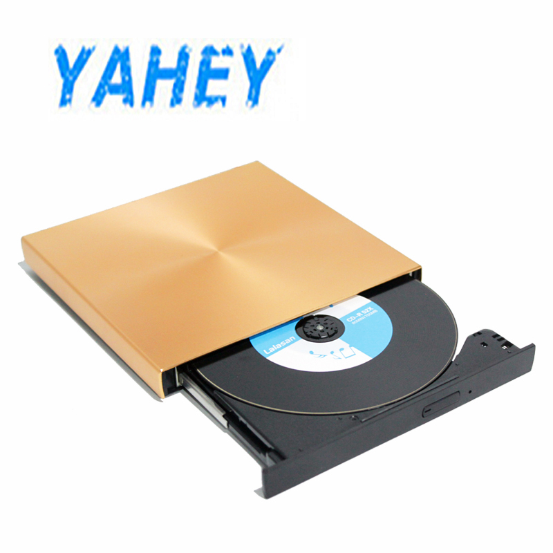 Newest USB 3.0 External DVD Burner CD Player Portable ...