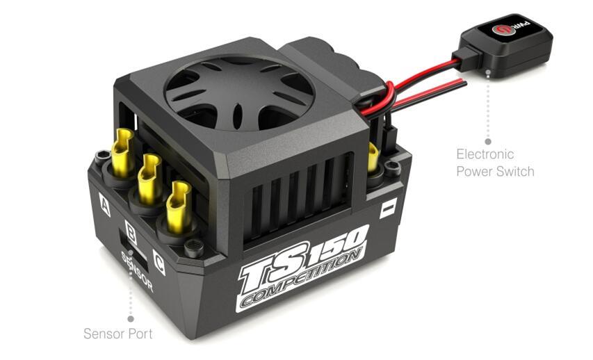 SKYRC TORO TS150A 1/8 Voiture Brushless Sensored ESC Soutien Bluetooth Pour Rc Voitures Pièces