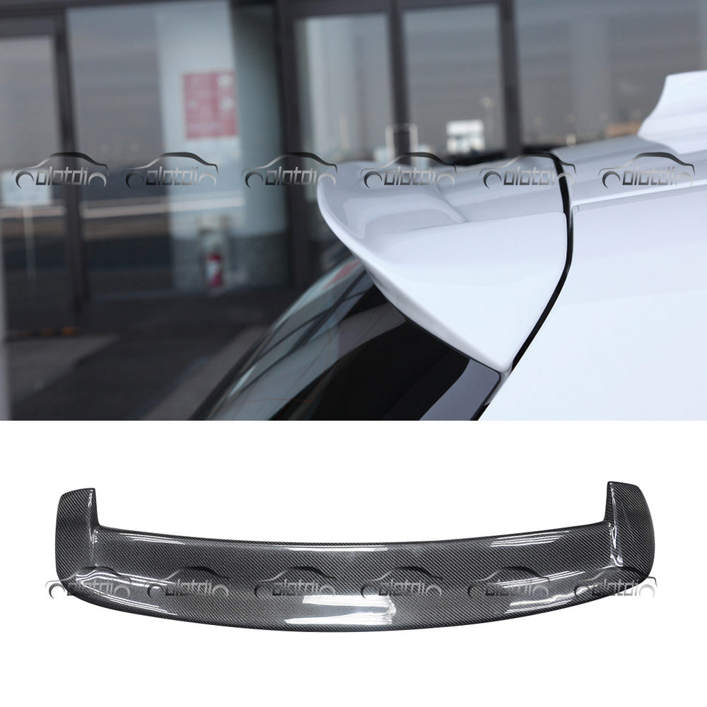 F20 3D Style Spoiler Car Styling Carbon Fiber Spoiler for BMW F20 2012-2016 116i 118i 125i F20 F21 Splitter Rear Trunk Lip cross ручка шариковая bailey черная цвет корпуса красный