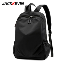 JackKevin Men Fashion Backpack Men Waterproof Travel Outdoor Backpack School Teenage backpack Laptop Backpack Mochila