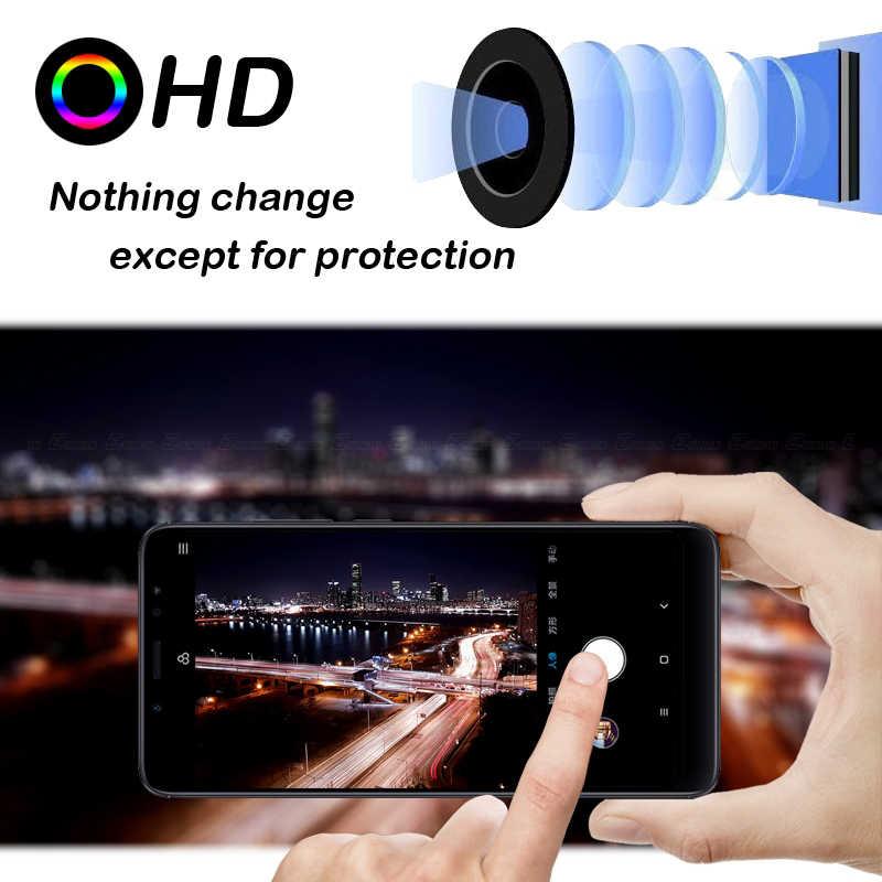 バックカメラレンズプロテクター保護フィルムシャオ mi mi 8 9 SE A2 Lite 最大 3 mi × 3 赤 mi 注 7 5 6 プロ K20 PocoPhone F1 フィルム