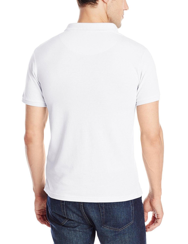 Mais novo CrossFit cara Divertido Camisa Polo do Homem de Negócios de  Algodão Sólida Verão Polos Tee Personalizado em Polo de Dos homens de  Roupas no ... 52c1a9148e897