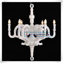 Мода современный 90 см Holand 6 свтеодиодный фонарик бумага люстра потолок подвесной лампы освещения белый / черный