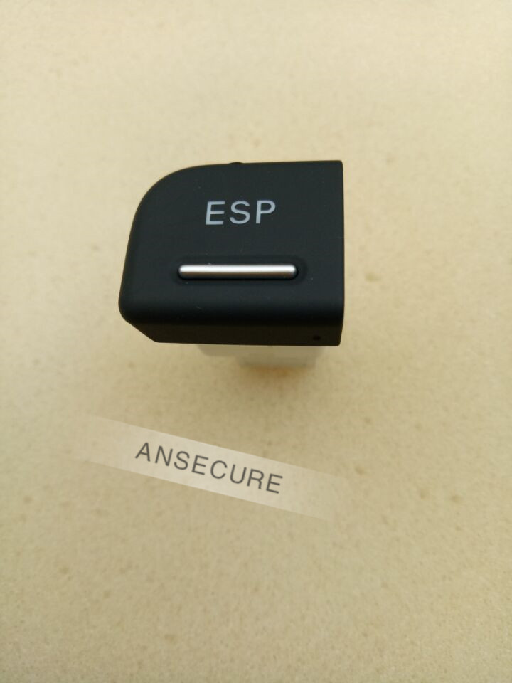 Auto Accessories Dash ESP Switch Parking Auxiliary BUTTON Fit FOR AUDI A4 B6 B7 S4 2002-2008 8ED 927 134 C
