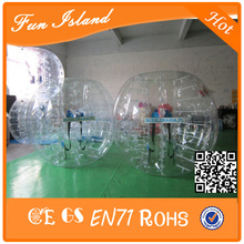 Free Shippng 1.7m Inflatable Bubble Football Suit Ball ,inflatable bumper ball,bubble football,bubble soccer