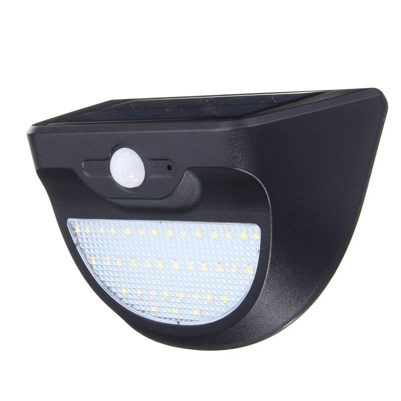 Mising LED Solar Light IP65 Solar Lamp Wall Lamp Light Sensor Outdoor Lighting for Garden Decor Landscape Lawn Fence Gutter