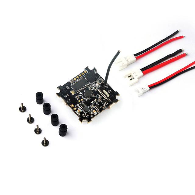 VTX Brushed Flight Controller for Tiny Bwhoop Built in Betaflight OSD and 25mw VTX with Smartaudio Drone Accessories