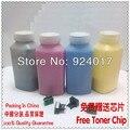 Для Epson Aculaser C2800 C3800 2800 3800 принтер Заправка тонера порошок  для Dell 3110 3115 3130 бутылка Заправка тонера набор порошка  4 шт