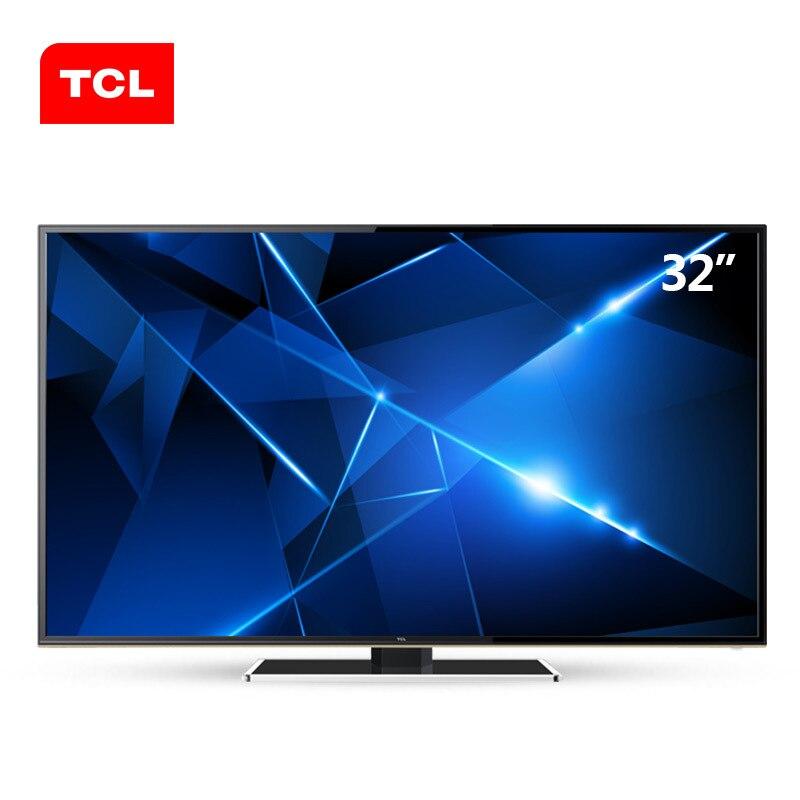 D32e161 32 Inch Lcd Tv Network Led Flat Panel Tv Built In