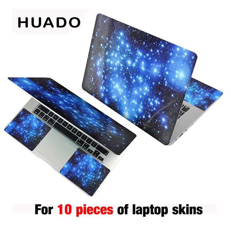 10pcs/lot laptop sticker notbook skin case11