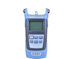 Image 3 - 12 sztuk/paczka FTTH zestaw narzędzi światłowodowych z FC 6S siekacz światłowodowy miernik mocy lokalizator uszkodzeń wizualnych z włókna szczypce do ściągania izolacji