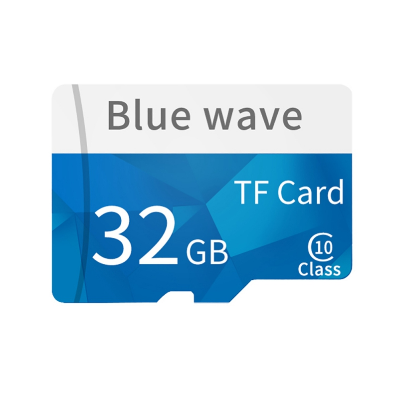 Blue Wave Micro SD Memory Card 8GB 16GB 32GB 64GB 128GB MicroSD Max 20MB/s Uitra C10 TF Card For Driving Recorder Monitor Phones