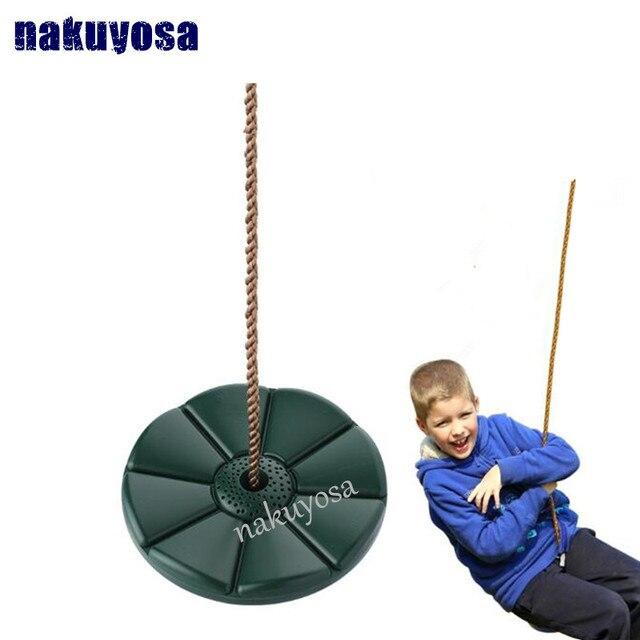 Baby Schommel Tuin.Indoor Outdoor Kids Baby Speeltuin Opknoping Pvc Tuin Schommel