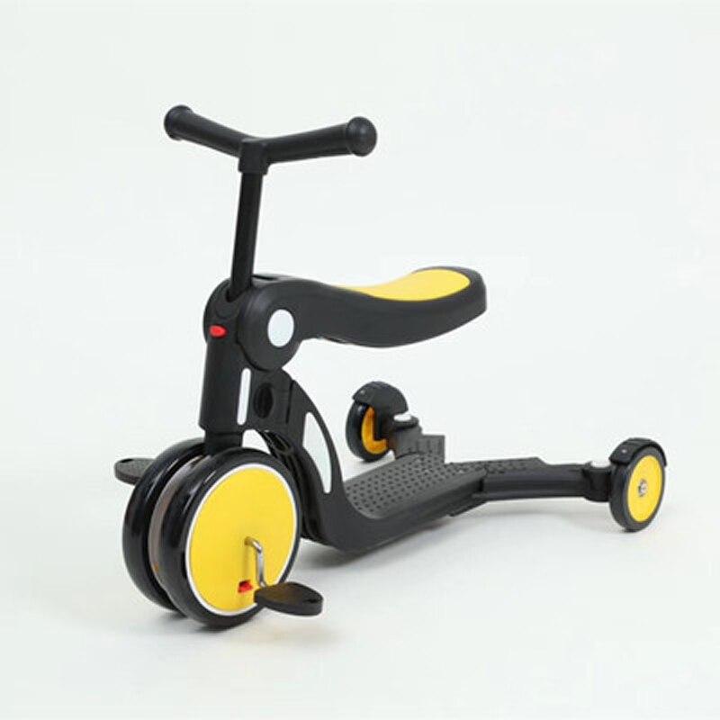 Jouets pour enfants balance walker enfants ride jouet cadeau pour enfants pour apprendre à marcher scooter enfant vélo voiture sans fil - 5