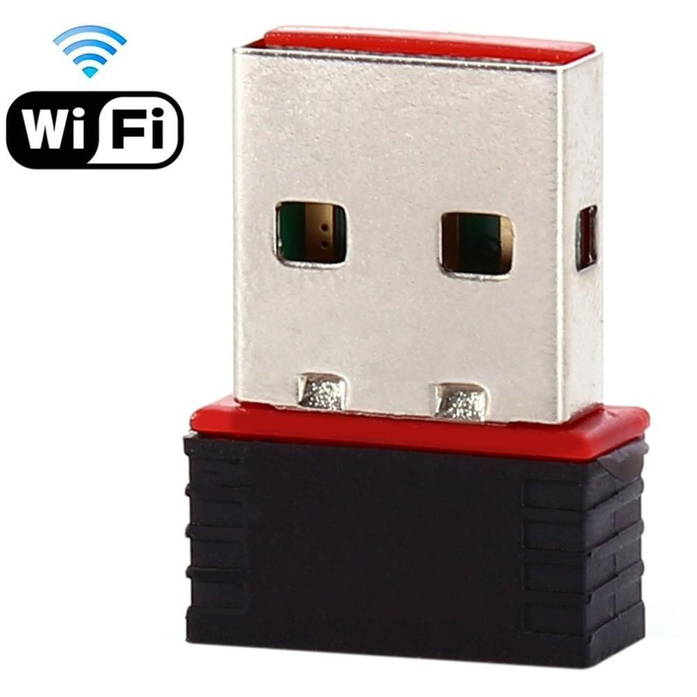 150 Мбит/с адаптер USB Беспроводной сетевой карты Wi-Fi приемник передатчик сигнала для рабочего Ноутбуки wlan usb адаптер с CD драйверы