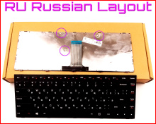 Russian RU Version Keyboard for Lenovo Flex 2 14,2-14 2-14D G40-75-ATE G40-45-ETW(D) G40-30-NTW SG-63620-XUA 25214510 Laptop