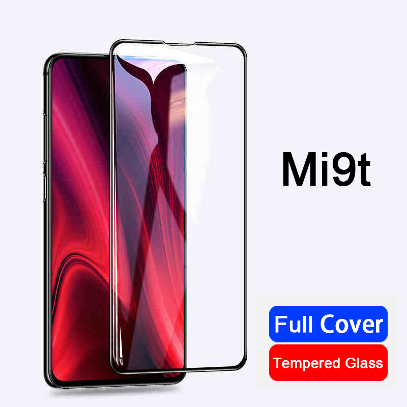 On Xiomi K20 Pro full screen protector tempered glass for Xiaomi Redmi K20 Pro K 20 K20pro 20pro Full protective glass film glas(China)