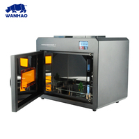 2018 WANHAO Новейший Эффективный УФ отверждения коробка для вашего DIY 3D модель принтера с супер система охлаждения