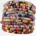 Wholesale and Retail fashion printing fabric hairband colors assorted headband fashion hair Jewelry 24pcs/lot