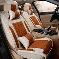 3D Автомобиль Подушке Сезоны Хлопок И Лен Серии Сиденья для Toyota verso Prius Прадо 150 120 Sienna Highlander zelas Марк