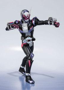 "Image 2 - 100% Original BANDAI SPIRITS Tamashii Nations S.H.Figuarts (SHF) Action Figure   Kamen Rider Zi O from ""Kamen Rider Zi O"""