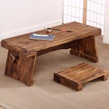 antique low tea table…