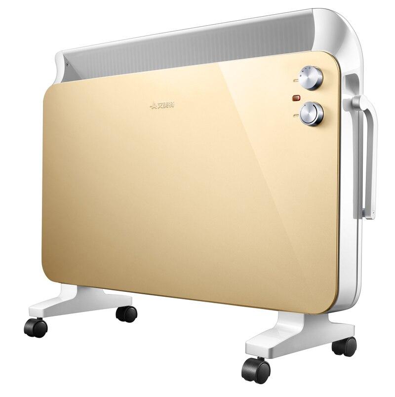 Airmate chauffage électrique domestique 220 V 2200 W rapide chaud 3 vitesses économie d'énergie muet étanche sécurité hors puissance Portable salle de bain