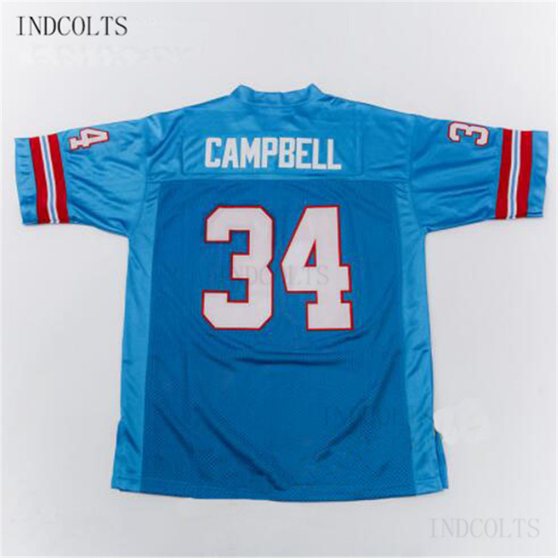 earl campbell jersey
