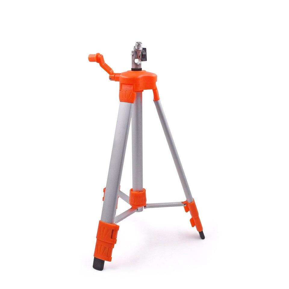 GOXAWEE 120 cm Aluminium Legierung Stand Laser Level Stativ Für Laser Level Rotary 5/8