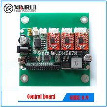 GRBL 0.9J,USB port cnc engraving machine control board, 3 axis control,laser engraving machine board