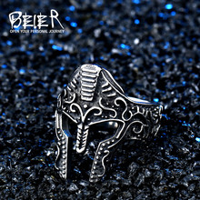 Байер 316L нержавеющая сталь Винтажное кольцо для мужчин Древнего Рима, модное ювелирное изделие, подарок дропшиппинг LLBR8-609R