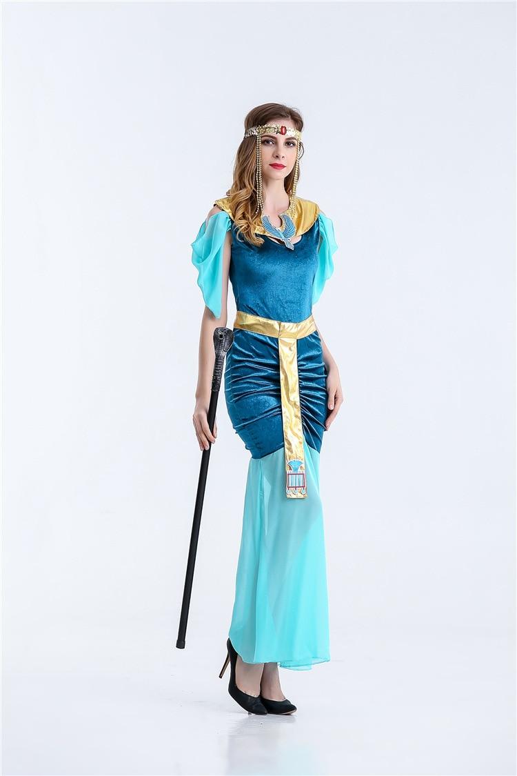 Online Shop ManLuYunXiao 2017 Cosplay Costume Egypt Princess ...