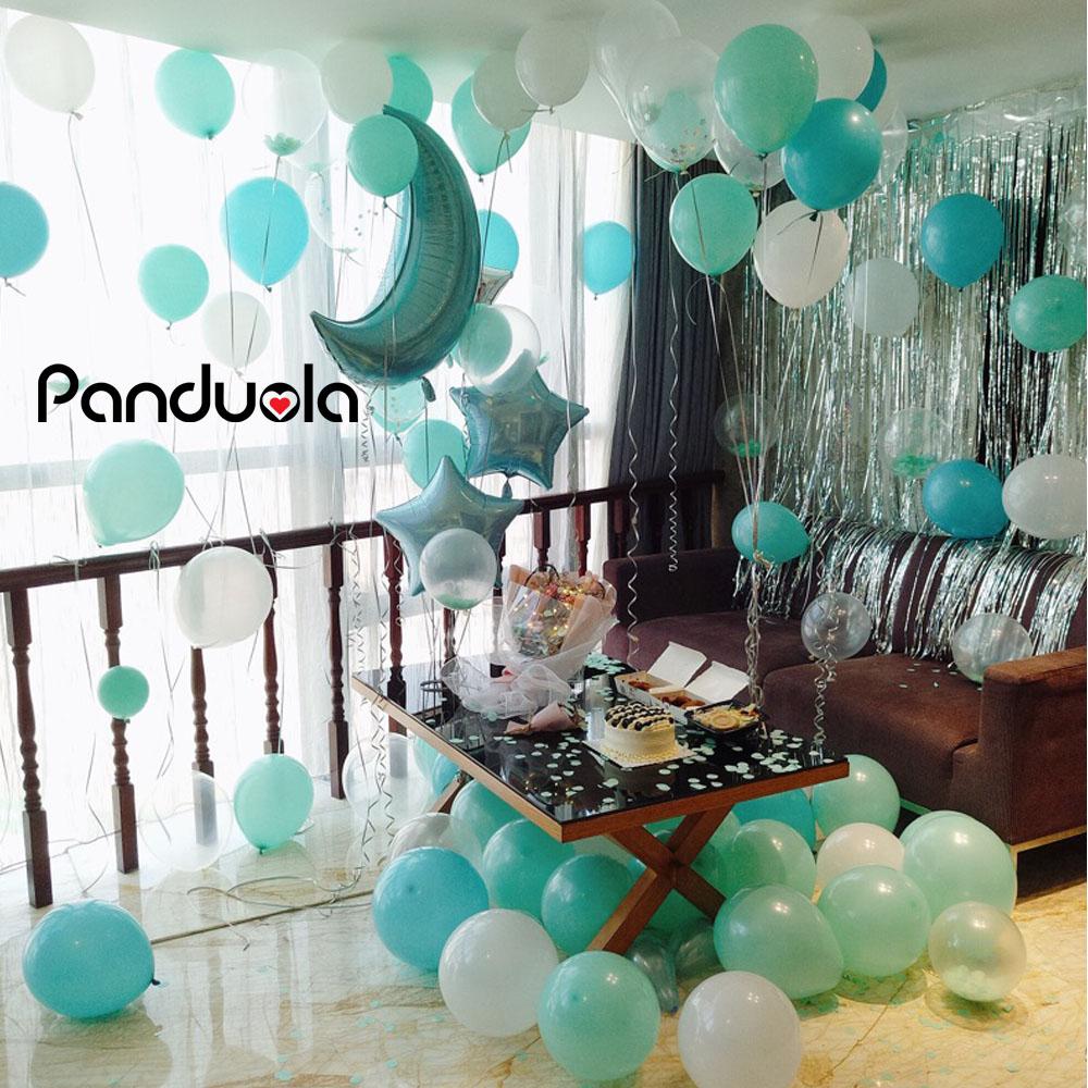 30Pcs Birthday Party Decoration Air Balloons