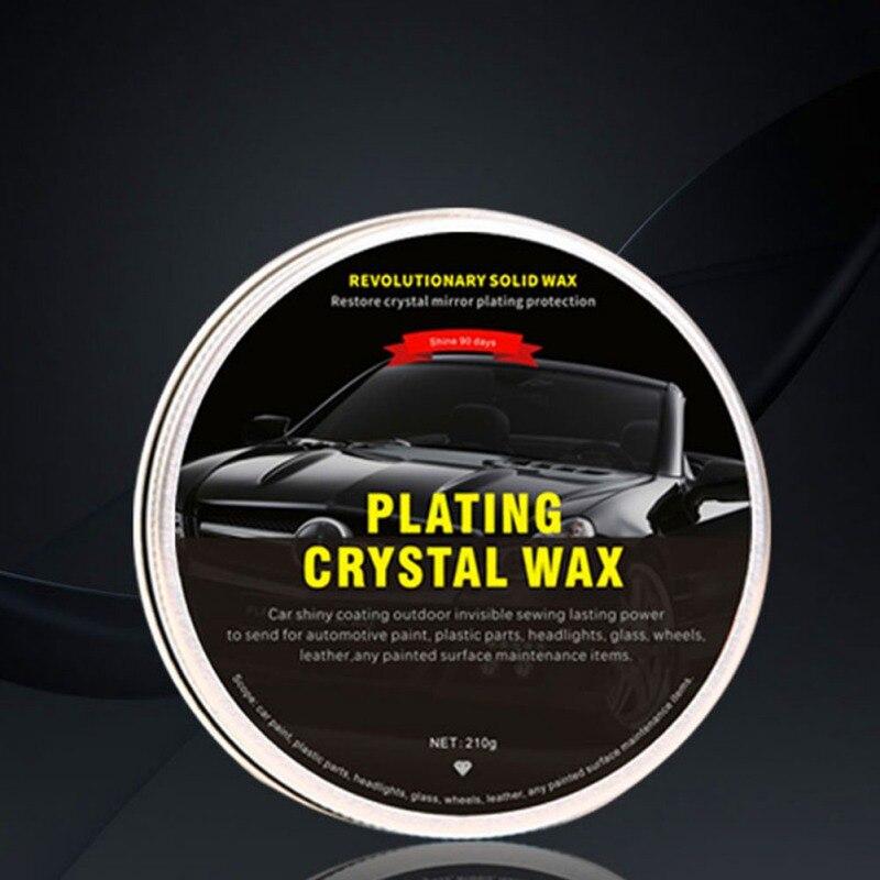 Car Wax Polishing Wax Coating Care Wax Paint Care Polishing Decontamination Waterproof Coating Hard Wax
