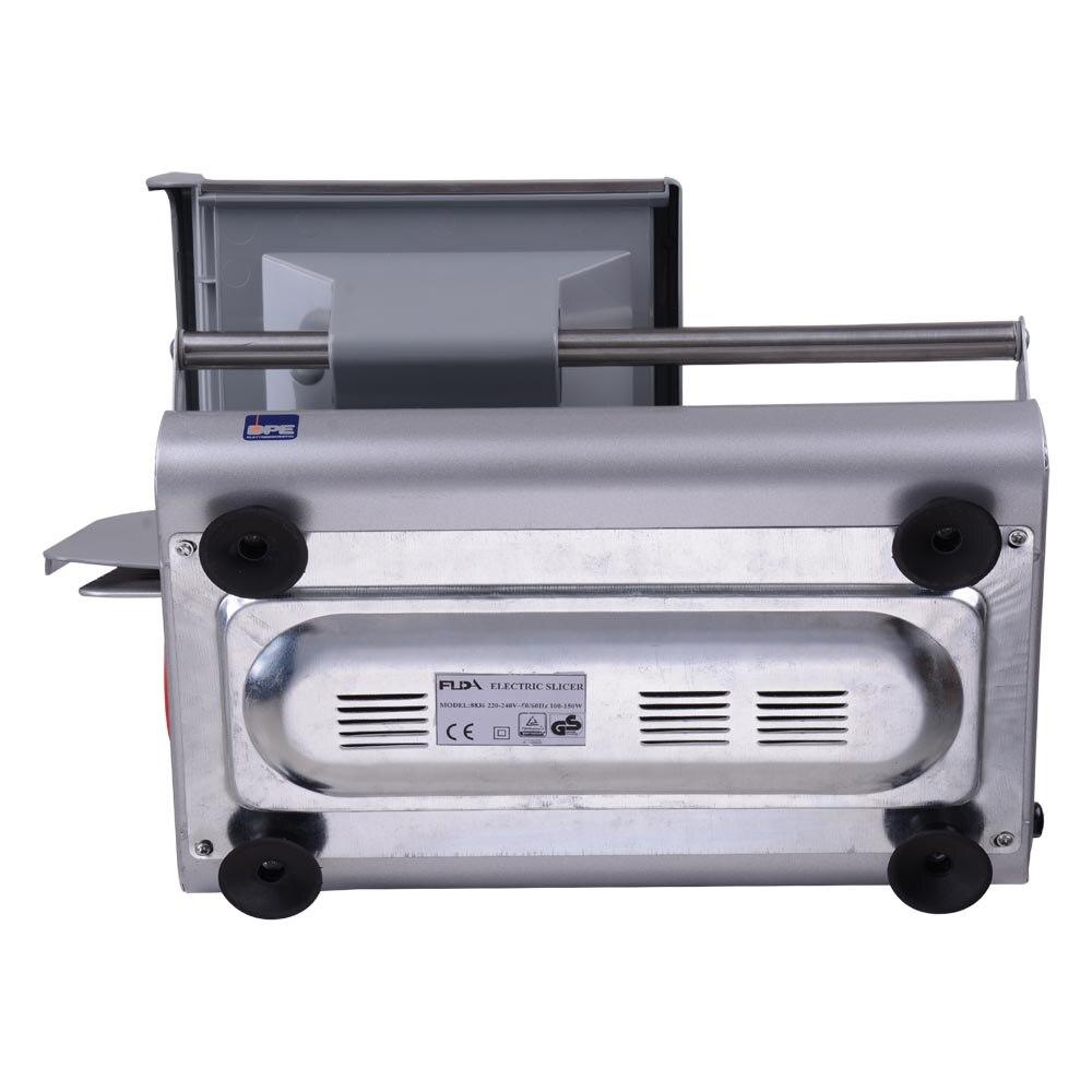 And Vegetable Grinder Commercial Shredder Chopper Electric Meat Slicer Meat Cutter