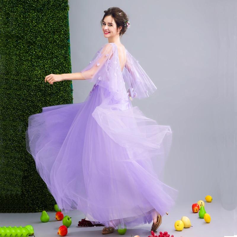 Vistoso Estilo De Vestido De Novia De Hadas Colección - Vestido de ...