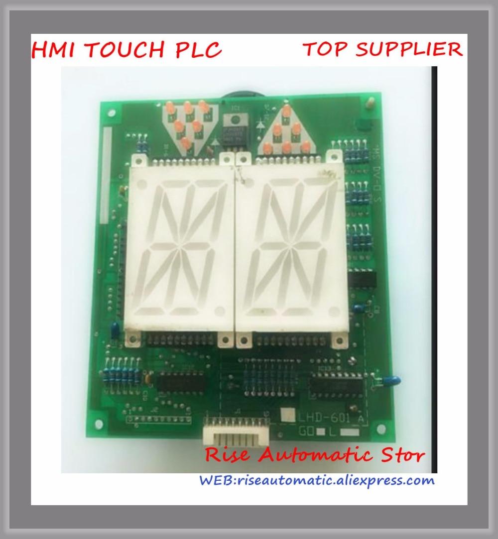 Elevator Accessories SP-VF Series Car Display Mainboard LHD-601A New OriginalElevator Accessories SP-VF Series Car Display Mainboard LHD-601A New Original