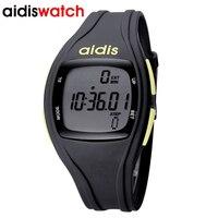 נערה ונער ריצה ספורט מד צעדים פונקציה עמיד למים שעון מעורר שעון קיד סטודנטים שעוני יד שעונים אלקטרוניים תלמיד