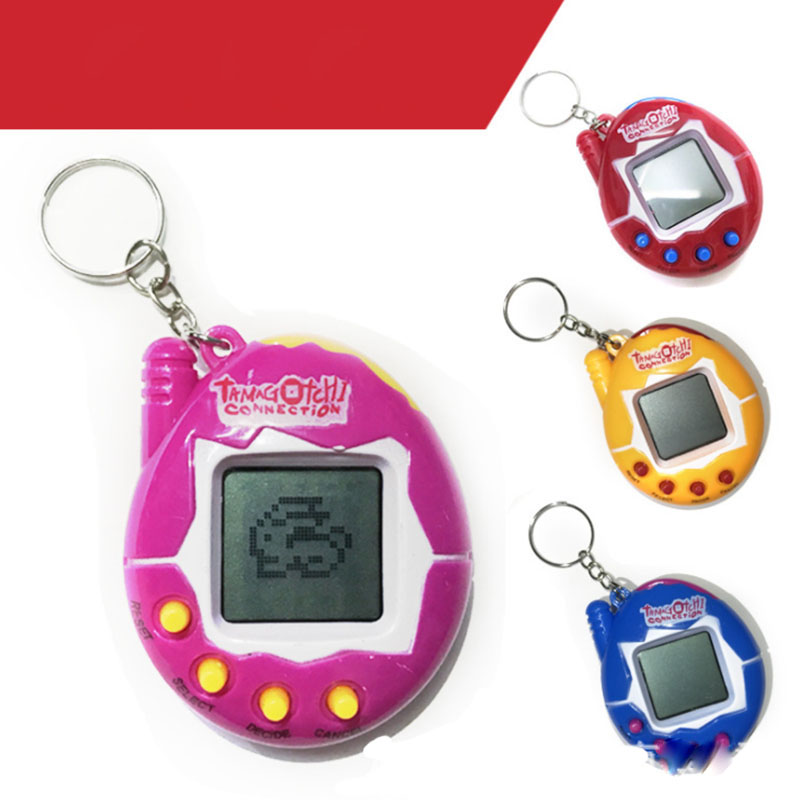 Drop Shipping Tamagochi Electronic Pets Toys 90S Nostalgic 49 Pets In One Virtual Cyber Pet Toy Funny
