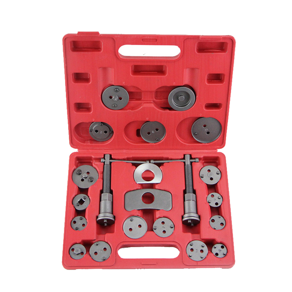 22pcs Professional Disc Brake Caliper Wind Back Tool Kit Red Box Electrical Fuses On In Slave Cylinder From Automobiles Motorcycles Alibaba Group