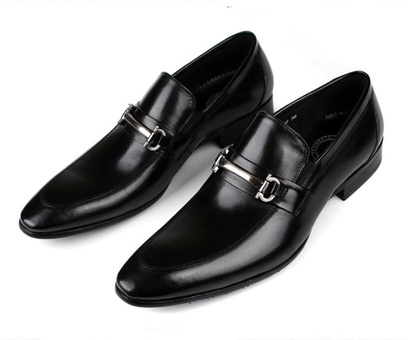 Shiny Wedding Shoe Men 2015 New Hot Style Mens