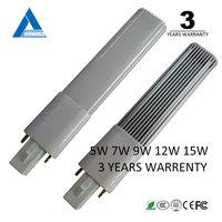 Светодиодные лампы, светодиодные лампы 220 В G23, высокое качество, теплый белый 5 Вт 7 Вт 9 Вт 11 Вт 12 Вт, настольная лампа, светодиодный светильни...