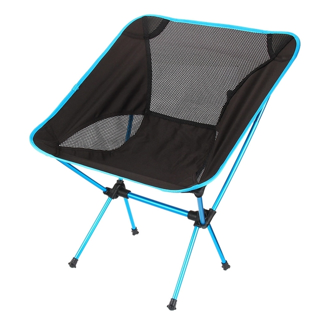 Ultra Light Folding Fishing Chair Seat For Outdoor Camping Leisure Picnic Beach Other Tools