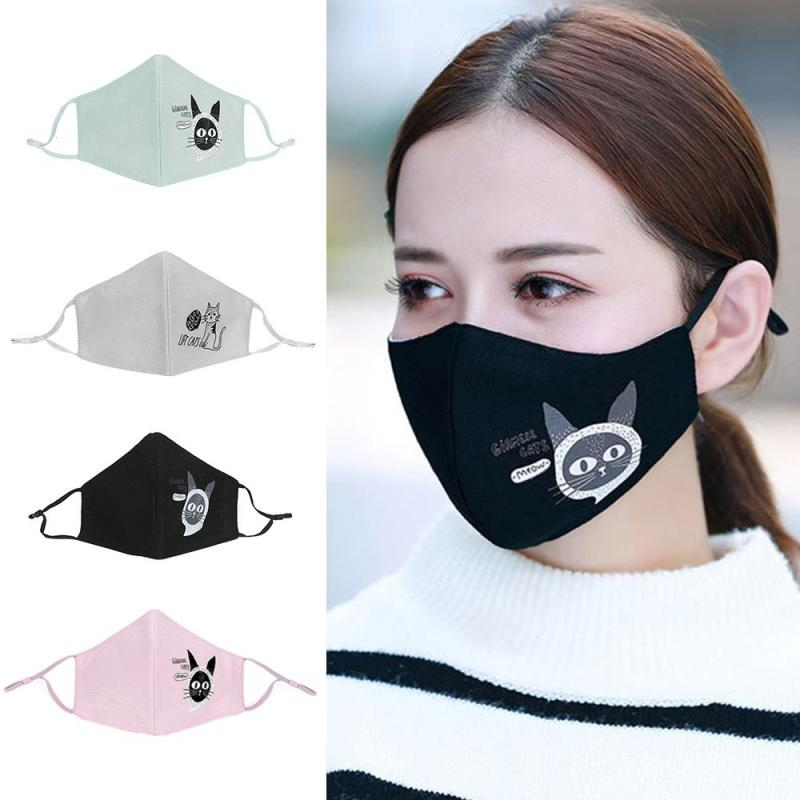 Health Care Masks Efficient Zlrowr Unisex Pm2.5 Anti-dust Mask Cotton Breath Mouth Face With Filter Respirator